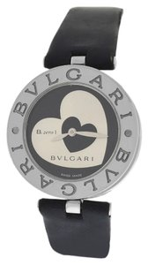 BVLGARI Authentic Ladies Bvlgari Bulgari B zero 1 Hearts Stainless Steel Quartz Watch
