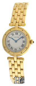 Cartier Lady's Cartier Panthere 8057921 Vendome Cougar 18K Gold 23mm Watch