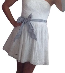 Abercrombie & Fitch short dress White on Tradesy
