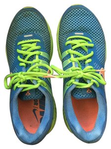Nike Blue and Green Athletic