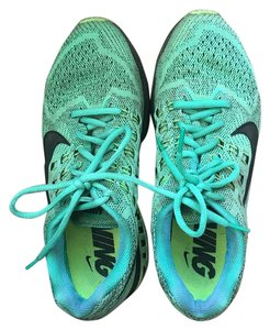 Nike Green and Volt Athletic