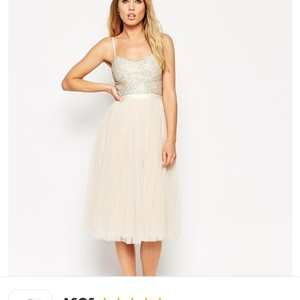 Needle & Thread Tulle Bhldn Dress