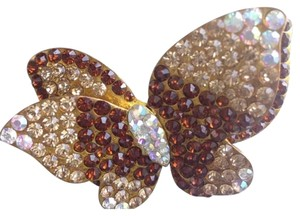Other CRYSTAL BUTTERFLY RING AJUSTABLE