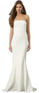 Elizabeth and James Modern Strapless Mermaid Wedding Dress