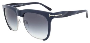 Tom Ford Tom Ford Thea Blue Sunglasses