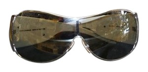 Dolce&Gabbana Dolce & Gabanna White / Silver Sunglasses Limited / Sold out In stores