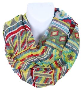 NEW COLLECTIONS INFINITY SCARF(Yl)