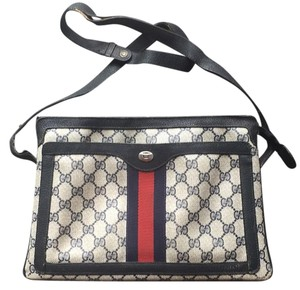 Gucci Vintage Designer Cross Body Bag