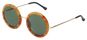 Linda Farrow for The Row The Row 8-Light Tortoise Shell