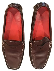 Cole Haan Dark Brown Flats