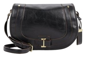 Nine West Fauc Leather Handbag Cross Body Bag
