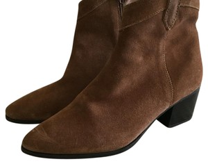 Topshop Brown Boots