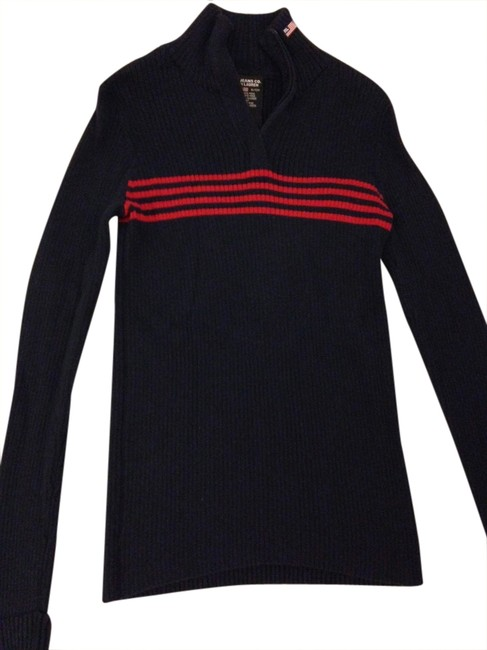 Preload https://img-static.tradesy.com/item/1787298/polo-ralph-lauren-navy-blue-and-red-ribbed-cotton-striped-sweaterpullover-size-4-s-0-0-650-650.jpg