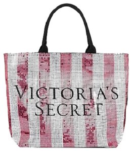 Victoria's Secret Sequin Beach Weekend Tote
