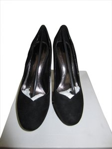 Bakers Black Pumps