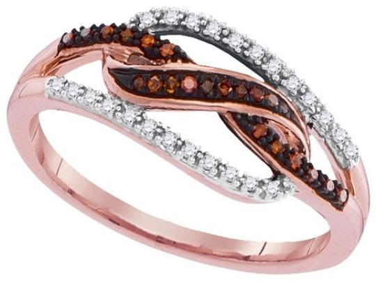Preload https://img-static.tradesy.com/item/1787387/rose-gold-red-diamond-ladies-luxury-designer-10k-015-cttw-micro-pave-fashion-by-briangdesigns-ring-0-0-540-540.jpg