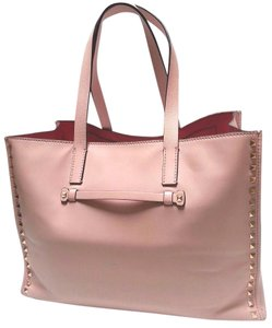 Valentino Tote in Light Pink