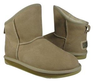 Australia Luxe Collective Short Sheepskin Ankle sand Boots