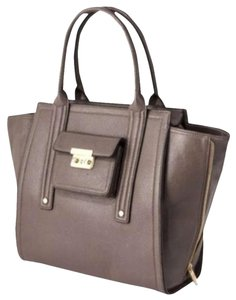 3 1 Phillip Lim For Target Pashli Satchel In Taupe Gray