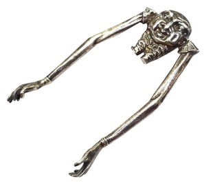 Tongs Vintage Sterling Silver Sugar Tongs