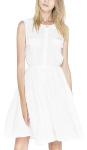 d.RA short dress White Dra Bridal on Tradesy