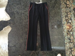 Marc Jacobs Trouser Pants Back with Orange detail