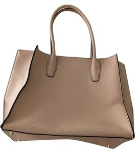 DKNY Working Girl Neutral Fits Everything Tote in Beige