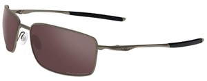 Oakley Oakley OO6016-03 Brushed Chrome Male Sunglasses