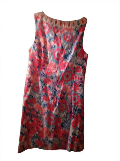 Lilly Pulitzer short dress red and blue on Tradesy Image 1