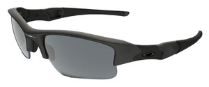 Oakley Oakley 24-433 FLAK JACKET XLJ Black Sunglasses