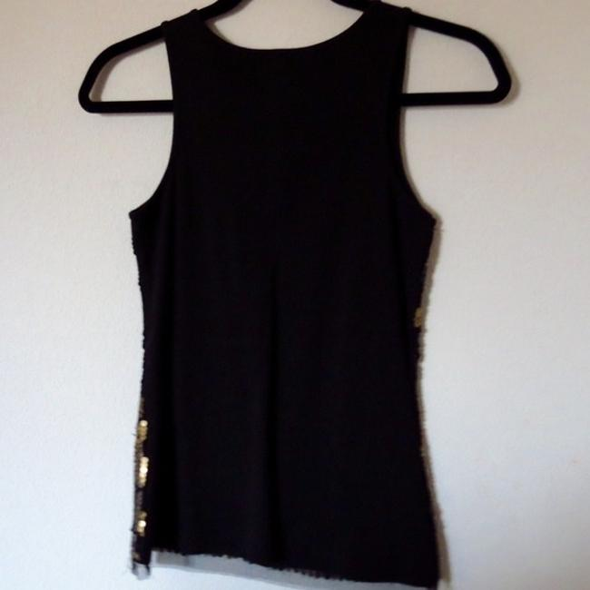 Romeo & Juliet Couture Top Black Image 2