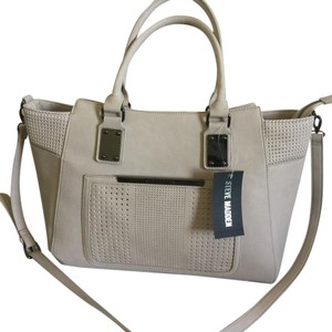 Steve Madden Satchel in Bisque