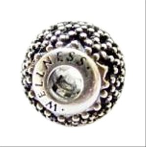 PANDORA Authentic Pandora Essence Collection Bead Sterling Silver Wellness Bead