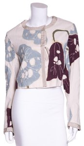 Dries van Noten Multicolor Floral Print Jacket