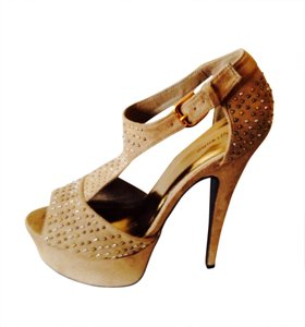 ZIGI NEW YORK Taupe Pumps