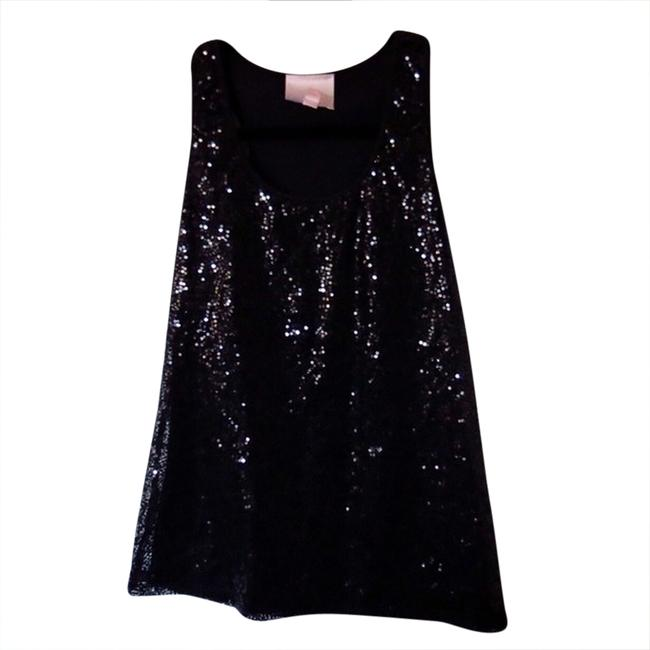 Preload https://img-static.tradesy.com/item/1787990/romeo-and-juliet-couture-black-sequin-tank-topcami-size-4-s-0-0-650-650.jpg