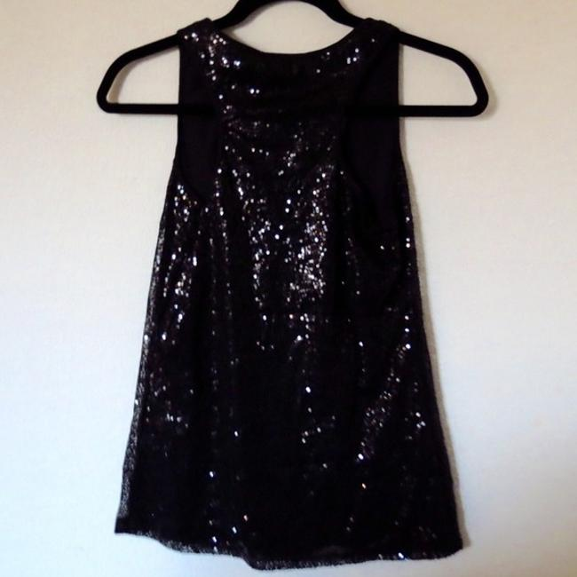 Romeo & Juliet Couture Top Black Image 1