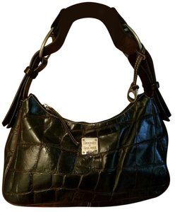 Dooney & Bourke Satchel in Chocolate Brown