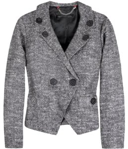Marc by Marc Jacobs Black/ white Blazer