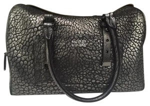 Badgley Mischka Satchel in Silver