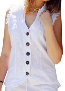 Lirome Organic Cotton Vest