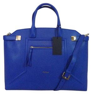Furla Satchel in Blue