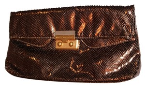 Marc by Marc Jacobs Bronze Clutch