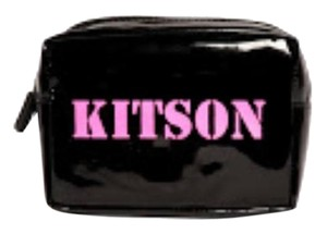 Kitson Black Travel Bag