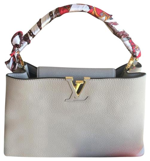 Preload https://item2.tradesy.com/images/louis-vuitton-capucines-mm-taupe-leather-satchel-17882101-0-6.jpg?width=440&height=440