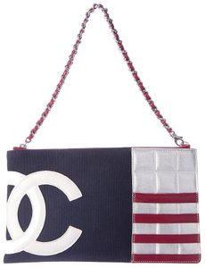 Chanel Flag America Usa Woc Mini Cross Body Bag