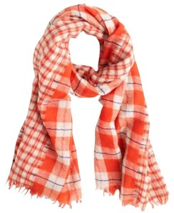 J.Crew NWT J Crew Mixed Plaid Scarf