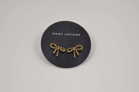 Marc Jacobs New Rope Bow Stud Earrings