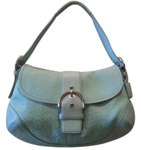 Coach Blue Soho F06808 Hobo Bag