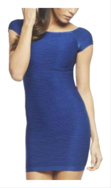 Arden B. Blue Bodycon Short Night Out Dress Size 2 (XS
